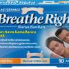 Horlama Önleyici Breathe Right Nedir?