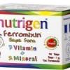 Nutrigen ferromixin şase nedir? Ne işe yarar?