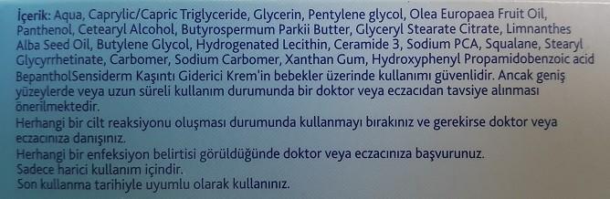 bepanthol-sensiderm-krem-icerigi