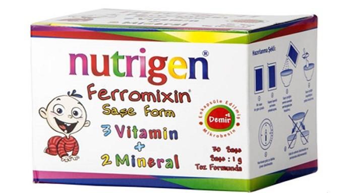 nutrigen ferromixin saşe