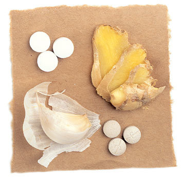 sarimsak-ve-zencefl-ile-ilac-kullanimi