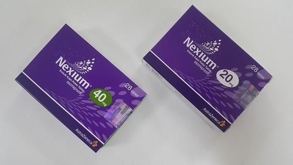 nexium 40-20 mg tablet