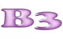 B3 vitamini (Niasin, Nikotinik Asit, Vitamin PP)