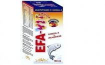 Efa-Vit şurup nedir? Faydaları nelerdir?