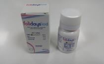 Folidays iod folik asit tablet nedir? Ne için kullanılır?